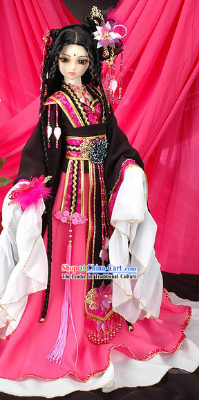 Chinese Ancient Palace Princess Costumes Complete Set