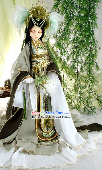 Ancient Chinese Palace Dance Ta Ge Costume