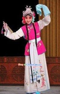 Chinese Traditional Stage Performance Beijing Opera Costumes for Kids