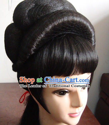 85f19509e Handmade Chinese Shaosing Opera Hairstyles Fascinators Fascinator Wholesale  Jewelry Hair Pieces and Wigs