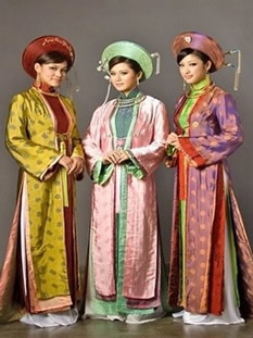 Traditional Vietnam Costumes