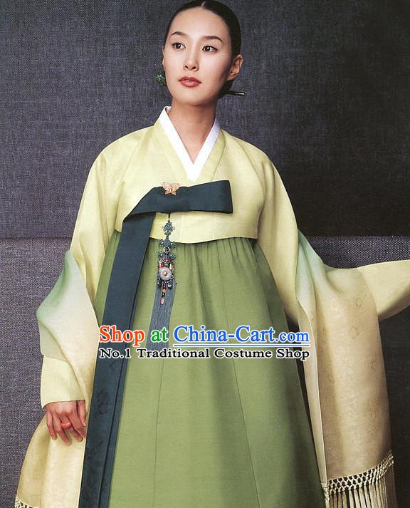 374bc8a65e4 Korean Hanbok Traditional Korea Clothing Wedding Dress Birthday ...