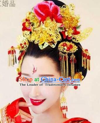 Ancient Chinese Empress Princess Queen Hair