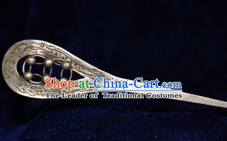 Traditional Chinese Miao Nationality Crafts Jewelry