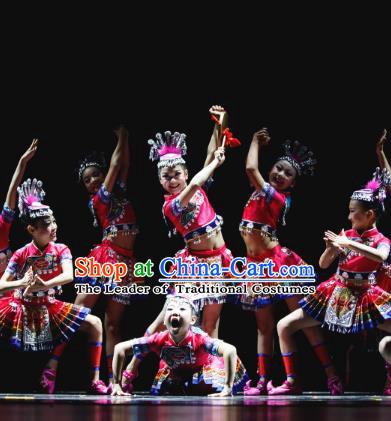 179a487bc Children Dance services fall long-sleeved girls dancing Yi Chau ...